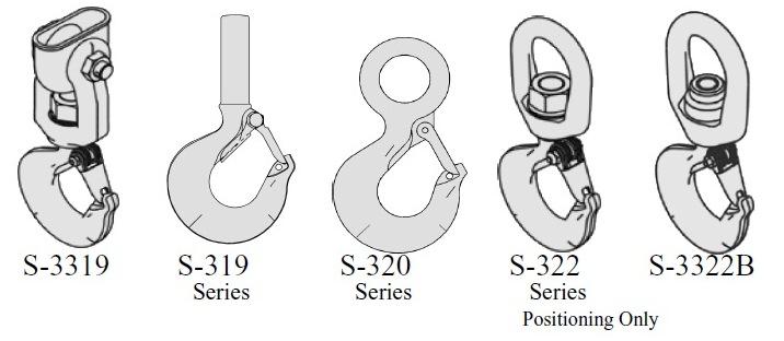 Consideraciones sobre el trabajo con ganchos de izaje.